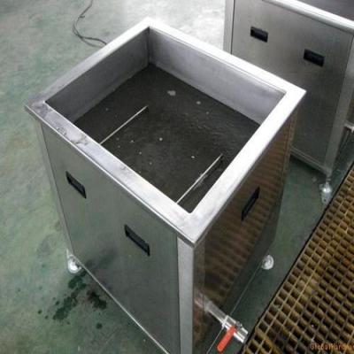 超声波清洗机没有超声波输出是什么原因?